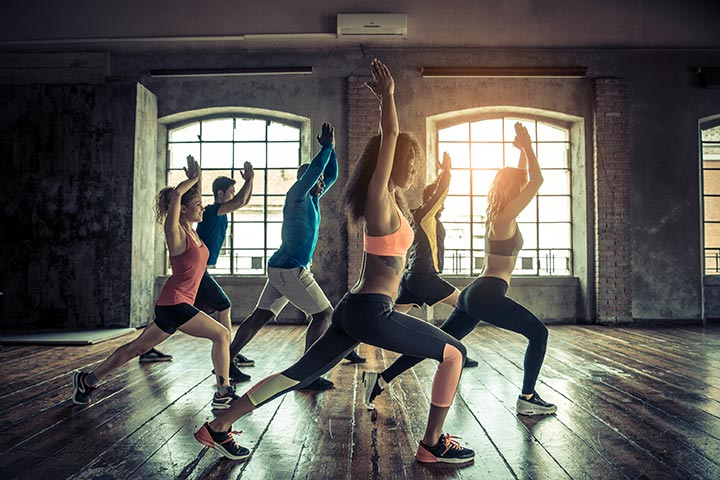 cours collectifs fitness tours